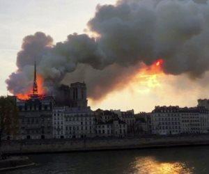 7 أعقاب سجائر تكشف المستور.. فضيحة جديدة في قضية حريق «نوتردام»