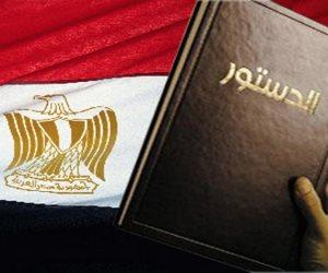 الجيش والشرطة يؤمنان الاستفتاء على الدستور.. (فيديو جراف)