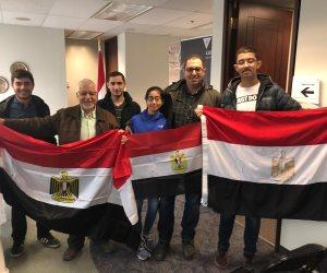 المصريون في كندا يواصلون التوافد على لجان استفتاء التعديلات الدستورية