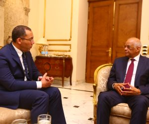 """حوار الصراحة والحقيقة.. رئيس البرلمان يكشف لـ""""خالد صلاح"""" كواليس التعديلات الدستورية"""