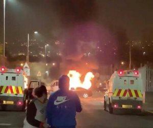 مقتل سيدة خلال عملية إرهابية استهدفت هجوما على الشرطة بـ«أيرلندا الشمالية»