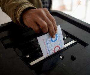 أول شاب مصري يصوت بالتعديلات الدستورية في بكين: «القوة بالشباب»