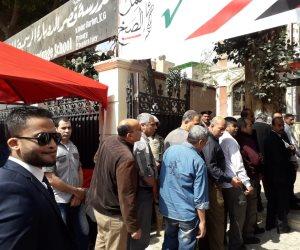 اليوم الأول في استفتاء الدستور.. ملحمة مصرية بالمحافظات (صور)