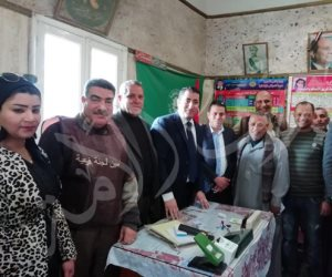 «خليك مسئول وشارك في الدستور».. حملة  حزب الحرية المصري لدعم الاستفتاء