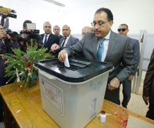 استفتاء الدستور.. الحكومة في الطابور