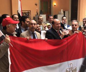 أبرز استفسارات المصريين بالخارج في استفتاء التعديلات الدستورية