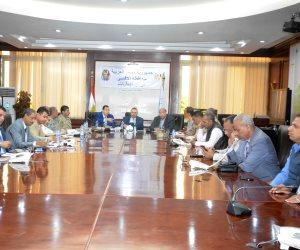 غرفة عمليات الأقصر: فتح وانتظام اللجان الانتخابية البالغ عددها 190 لجنة فرعية بالمحافظة