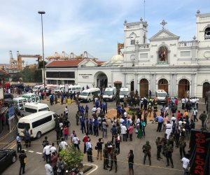 ارتفاع حصيلة ضحايا تفجيرات سريلانكا لـ 207 قتيلا و450 مصابا