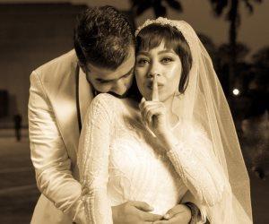 مبروك يا دينامو.. صوت الأمة تهنئ الزميل أحمد قنديل بحفل زفافه (صور)