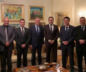 الجالية المصرية في جنيف: المشاركة في الاستفتاء شرف وواجب وطني