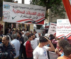 «نعم» أحرقتهم.. وتبنى المستقبل: المصريون أحرقوا الكارهين لمصر في الصناديق
