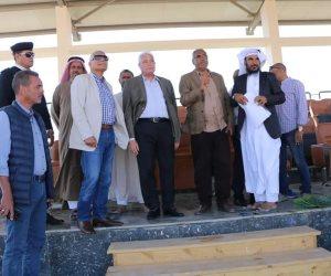 غدا.. انطلاق مهرجان شرم الشيخ للهجن على أرض السلام بمشاركة عربية ودولية واسعة (صور)