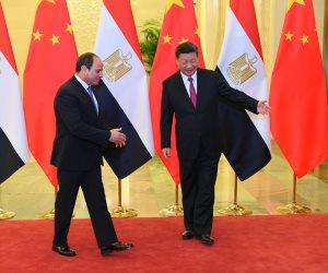 خبراء يكشفون مكاسب زيارة الرئيس السيسي للصين.. ماذا قالوا؟