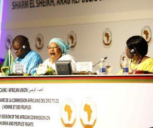 وفد الكاميرون باللجنة الأفريقية: حماية حقوق الإنسان في بلادنا واجب ورسالة من جانب الحكومة