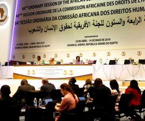 أمام «أفريقية حقوق الإنسان».. ماذا قالت النيابة عن التحديات التي واجهت استرداد الأموال غير الشرعية؟