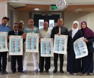 صحة شمال سيناء تشارك بفعاليات اليوم العالمي لغسيل الأيدي.. الأحد القادم (صور)