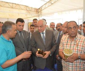 قبل ساعات من قدوم شهر رمضان.. افتتاح سوبر ماركت «أهلا رمضان» في الجيزة