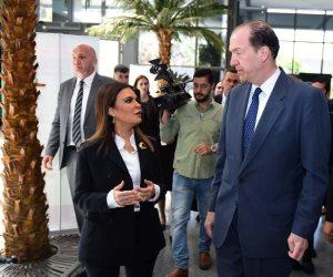 رئيس البنك الدولي خلال زيارته لمركز خدمات المستثمرين: مصر تمتلك فرص استثمارية عظيمة
