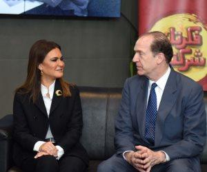 رئيس البنك الدولي من القاهرة: الرئيس السيسي يقوم بجهود كبيرة في خلق فرص العمل