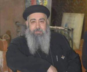 على يد خادمه وبطلق ناري.. مقتل كاهن كنيسة ماري مرقص في شبرا الخيمة