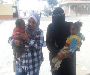 التضامن: التدخل السريع ينقذ طفلتين من الموت ببورسعيد بسبب الحر