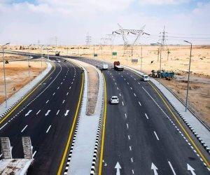 طريق الروبيكي الإسماعيلية.. ينعش 4 مناطق صناعية ويربط 5 مدن بباقي المحافظات