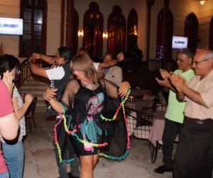 الدكتورة بنت الباشمهندس.. تحيي ليالي رمضان بالرقص