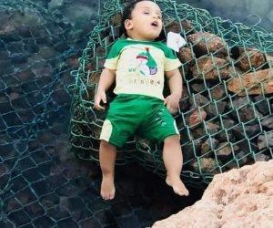 3 سنوات من الصراع مع طليقها.. «دينا» فشلت في تسجيل طفلها باسمها فقتلته