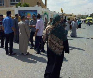 محافظ شمال سيناء: انتظام امتحانات الثانوية العامة دون شكاوي أو إخطارات