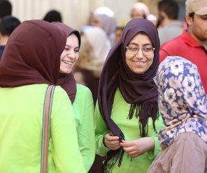 595 ألف طالب وطالبة بالثانوية العامة يؤدون امتحان الاقتصاد والإحصاء (صور)