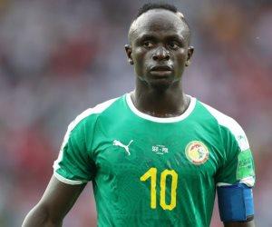 ساديو ماني يغيب عن أولى مباريات السنغال في أمم أفريقيا