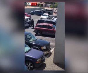 ماذا قالت الشرطة البريطانية عن واقعة «الاعتقال العنيف» بولاية أريزونا؟
