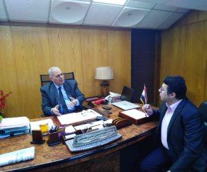 رئيس كهرباء شمال القاهرة: أهم أولوياتي حل جميع مشاكل العاملين (حوار)