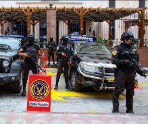 """""""الشرطة في كل مكان"""".. انتشار أمني لتأمين بطولة الأمم الأفريقية (صور)"""