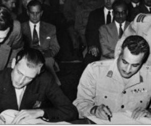 كم بغت دولةٌ علىّ وجارت.. اليوم ذكرى جلاء آخر جندي بريطاني عن مصر