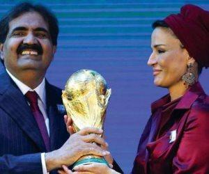 رشوة قطر تسجن بلاتيني.. فضيحة مونديال 2022 نقطة سوداء في تاريخ كرة القدم عالميا