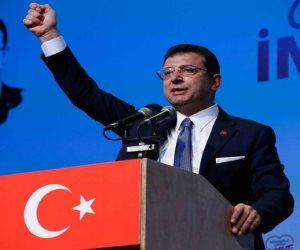 رجل صفع أردوغان مرتين.. أكرم إمام أوغلو: «قاهر الخرفان»