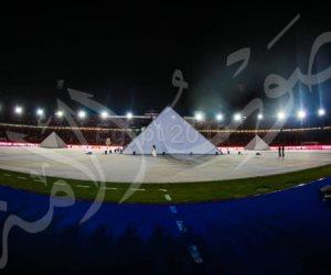 السيسي يفتتح كأس الأمم الإفريقية: على بركة الله نبدأ