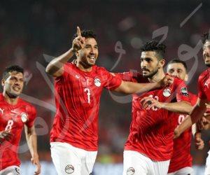 الله عليك يافخر الكباري.. محمود تريزيجيه أفضل لاعب في مباراة مصر والكونغو