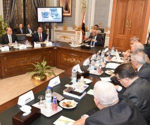 اللجنة العامة بالبرلمان: القيادة الحكيمة للبرلمان ساعدت على تحقيق الانضباط المالي (صور)