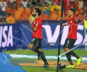 في ليلة تألق تريزيجيه.. مصر تصعد لدور الـ16 بعد الفوز على الكونغو بهدفي صلاح والمحمدي