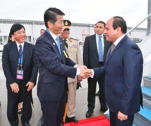 اليوم.. السيسى يشارك فى قمة صينية أفريقية مصغرة بأوساكا قبل انطلاق «مجموعة العشرين»