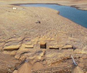 «الإمبراطورية الغامضة» تبوح بأسرارها.. قصة اكتشاف قصر يعود إلى عصر «ميتاني» بالعراق