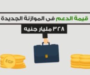 قيمة الدعم بالموازنة الجديدة 328 مليار جنيه.. ماذا يعني ذلك؟ (فيديو)