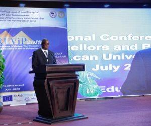رئيس اتحاد الجامعات الأفريقية: جامعة الأزهر أثبتت التزامها بالنهوض بالتعليم العالي في القارة