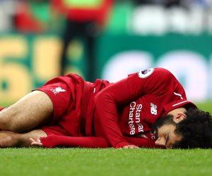 حقيقة إصابة محمد صلاح بمرض مناعي في الدم