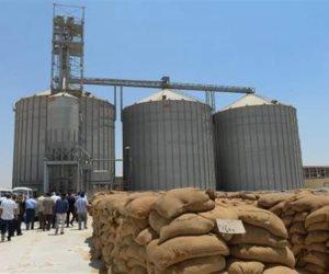 بدايته بـ 50 مُنشأة ..المشروع القومى للصوامع الحديثة يقضى على الفاقد من القمح