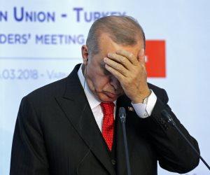 تعادل مرتب 250 ألف معلم وممرضة.. قصر أردوغان ينفق مليار ليرة في 5 أشهر