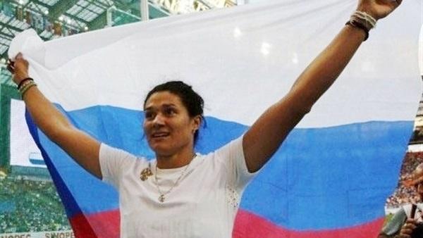 نتيجة إيجايبة في اختبار المنشطات لبطلة أوليمبياد 2012 لرمي المطرقة