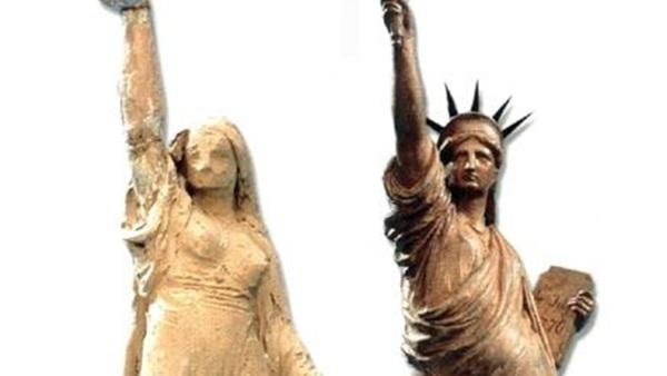 مفاجأة..واشنطن بوست: تمثال الحرية «مصري»